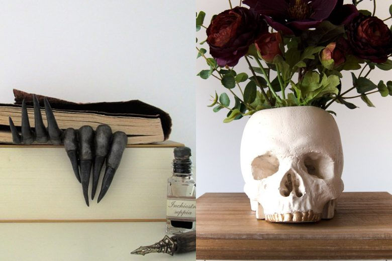 Halloween Decorations for Small Spaces