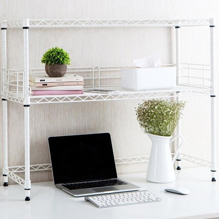 Dorm over the desk space saver shelf