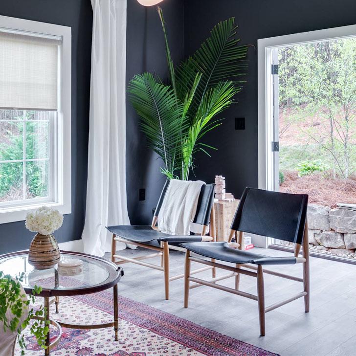 light wood flooring in contemporary design