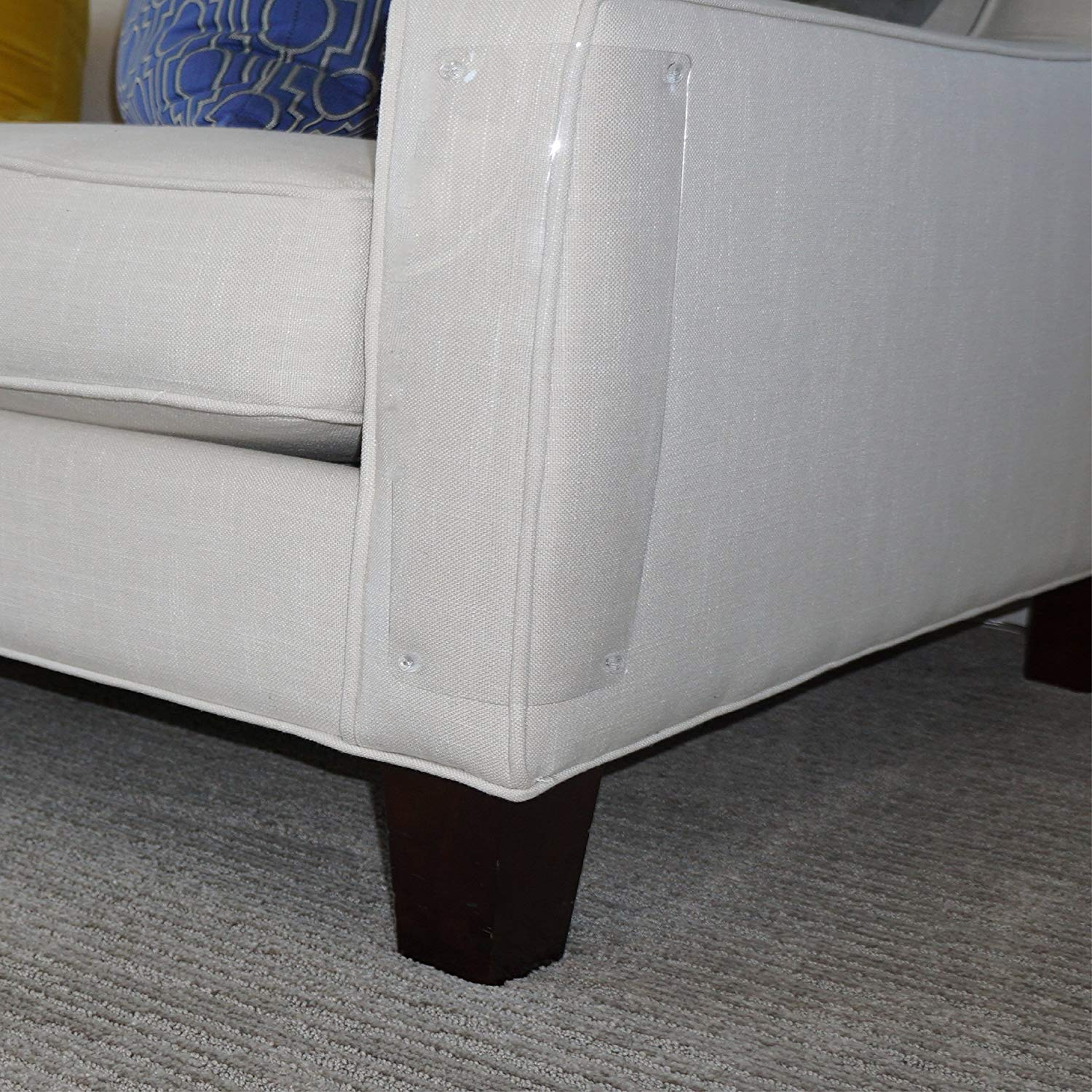 vinyl furniture protector from scratches and chewing