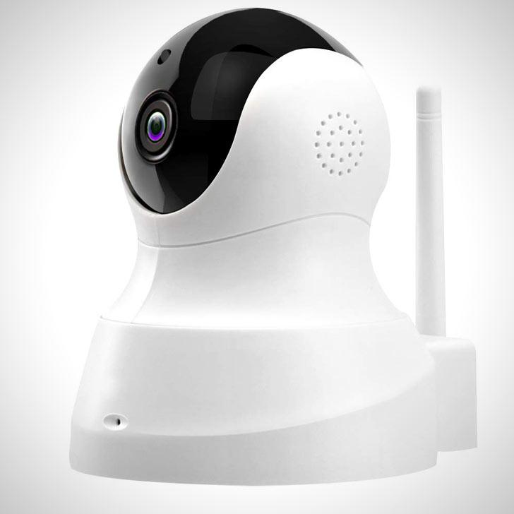 wireless night vision dog pet camera