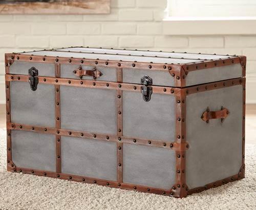 amsel storage trunk for dorm room