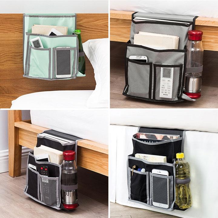 bedside storage caddy for dorm room storage