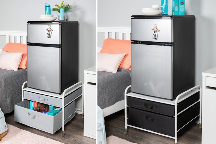 22 Insanely Clever Dorm Room Storage Ideas Amp Space Savers
