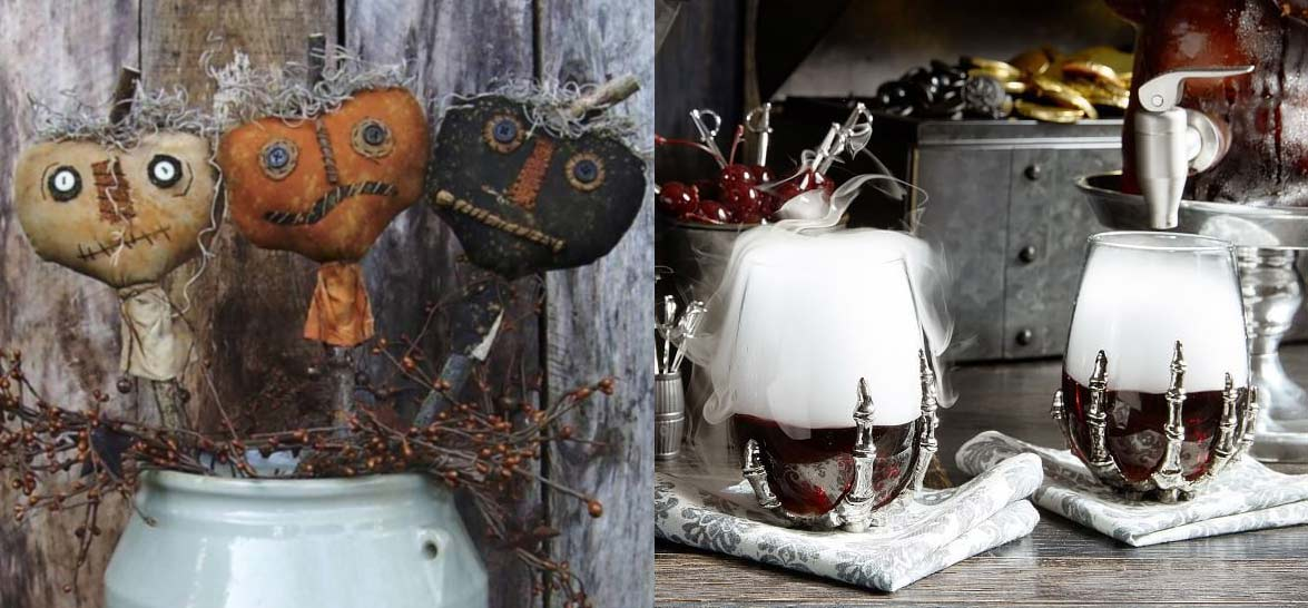 18 Vintage Halloween Decorations Add a bit of style and history to your Halloween with these vintage decorations inspired by the good ol' days!