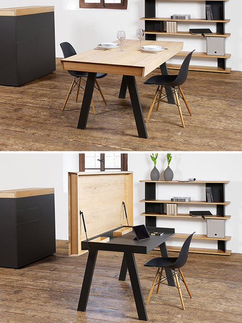 celerina dinner table desk