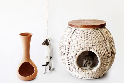 organic cat furniture