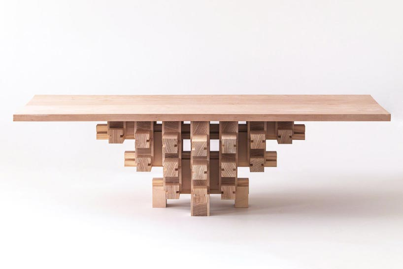 no screws table
