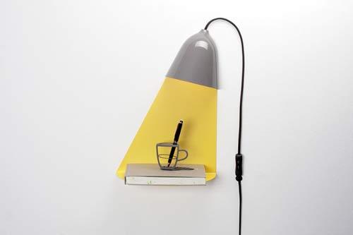 lamp shelf