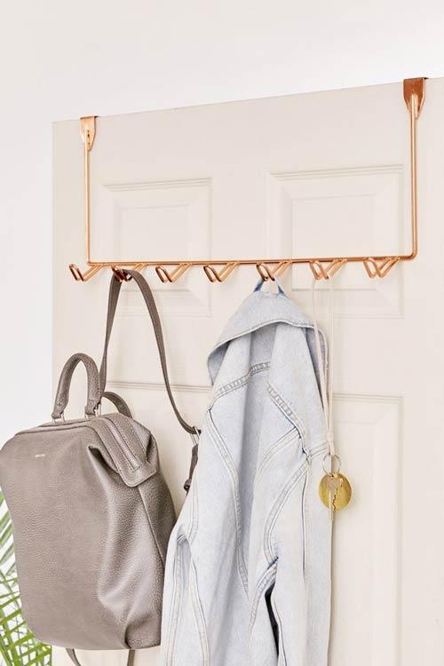 door-mounted hooks