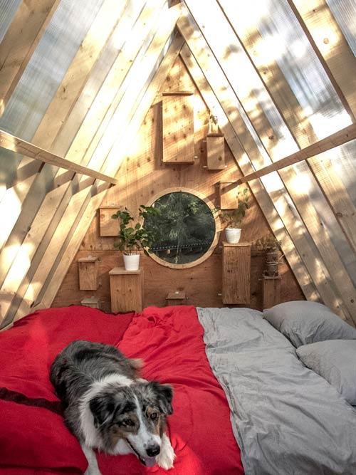 studio north treehouse cabin