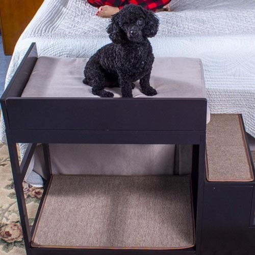 bunk buddy dog bed