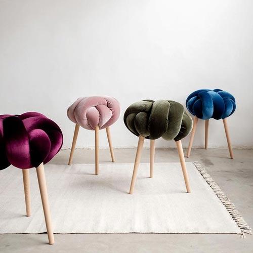 knot stools
