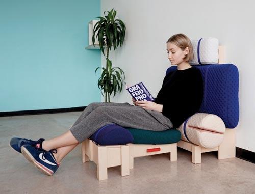 modular nasa furniture