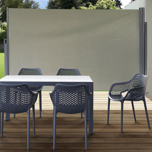 retractable balcony privacy screen