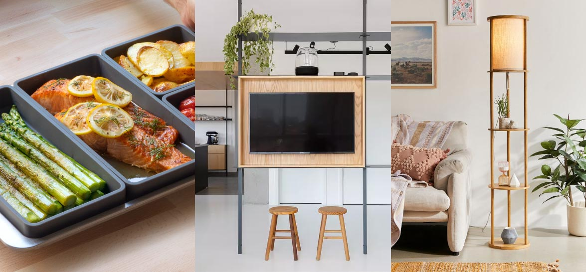 TP's Best Of The Week #19: Of Shoeboxes And Sheet Pans