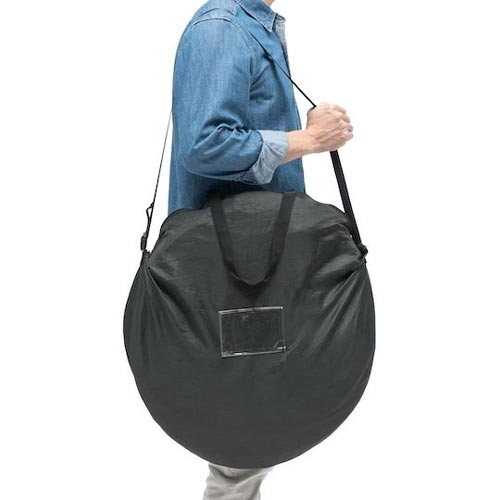 workspace privacy tent