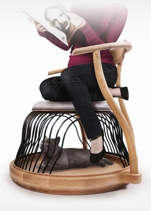 acorn leisure pet chair