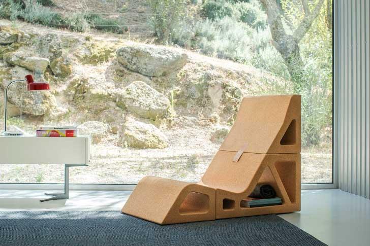 folding tumble chair