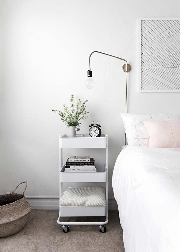 ikea raskog nightstand