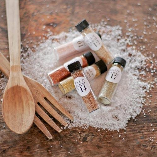gourmet salt