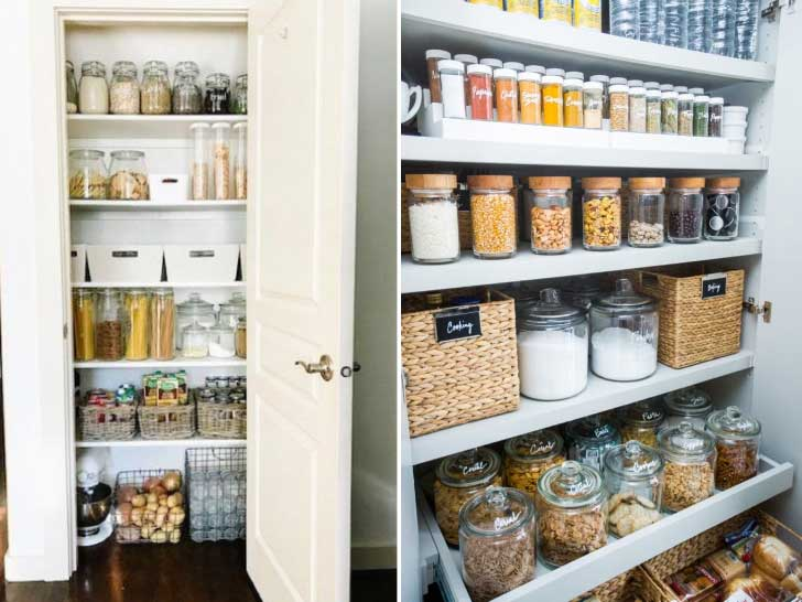 closet larder