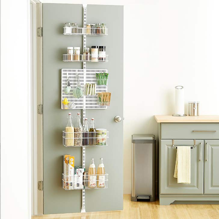 over the door pantry rack
