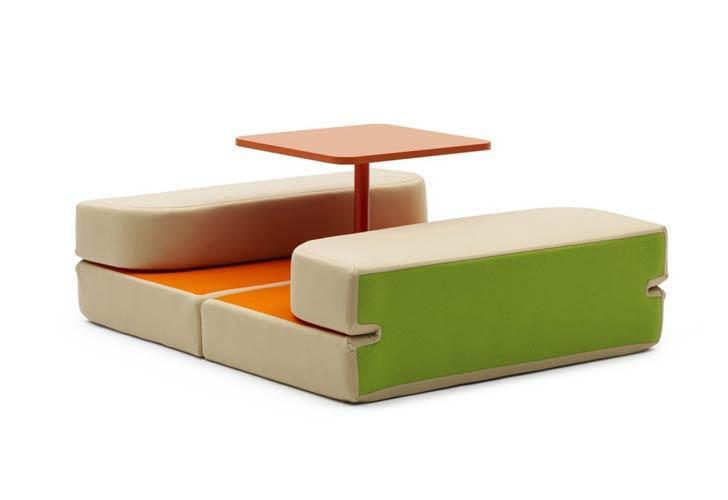 campeggi folding table