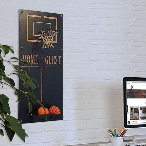 basketball hoop board
