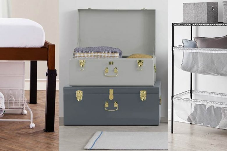 dorm room storage ideas featured