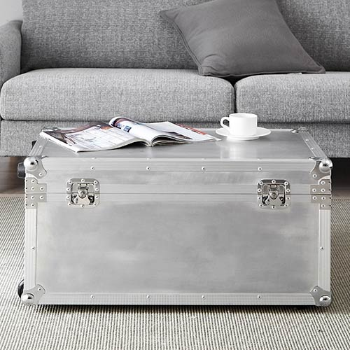 steel-plated trunk
