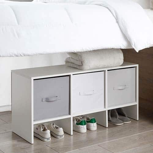 under the bed storage unit for guys