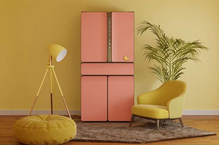 custom refrigerators