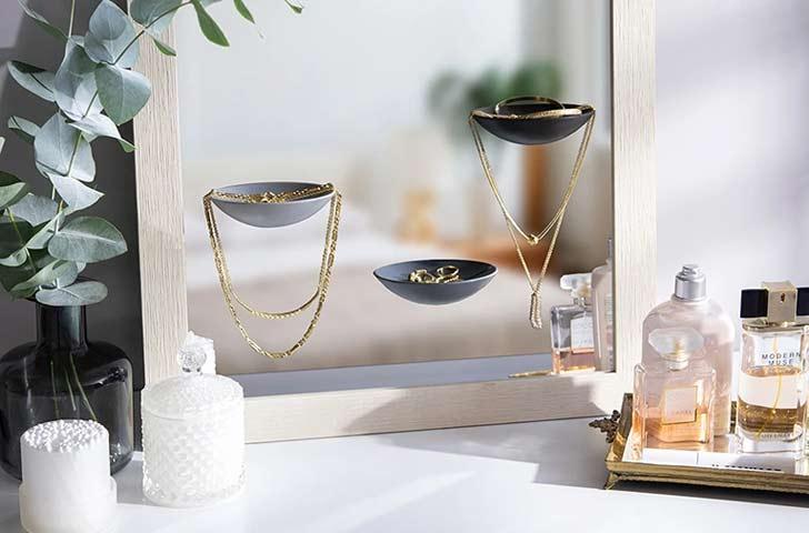pele reflectrays jewelry storage trays