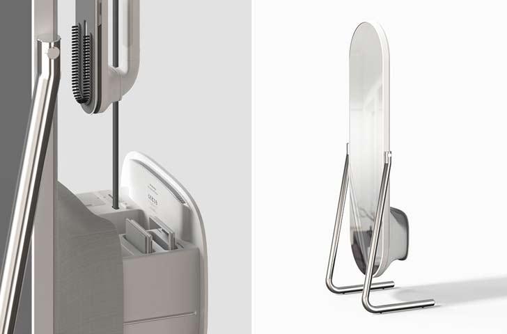 the ensemble ironing board mirror