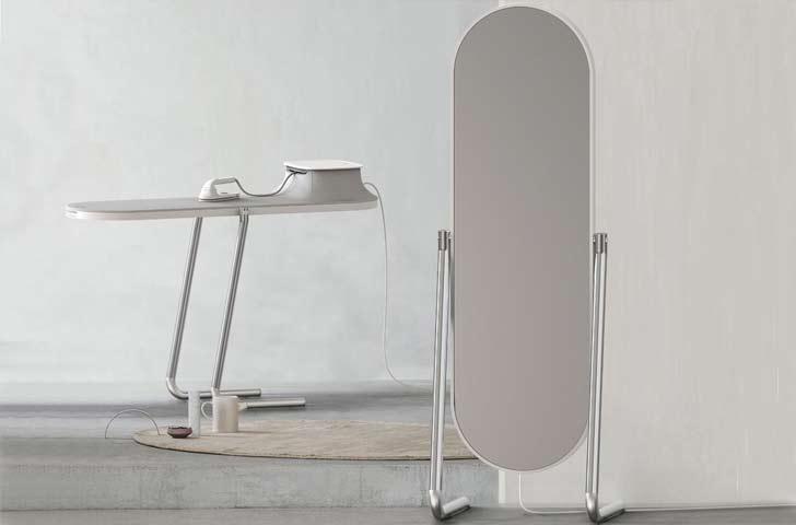 the ensemble ironing board